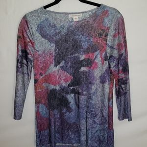 Coldwater Creek  size, S(8) blouse.
